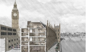 Generation Rent's plans for turning the Houses of Parliament into affordable housing.