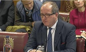 Paul Vickers, chair of the Regulatory Funding Company