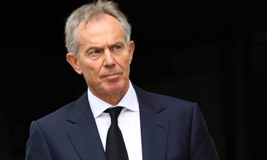Tony Blair, Save the Children