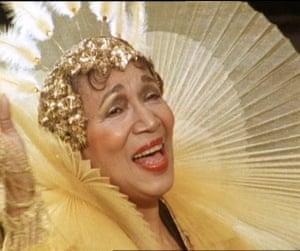 Elisabeth Welch in Derek Jarman's The Tempest, 1979
