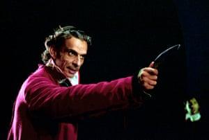 Antony Bunsee in Tara Arts' The Merchant of Venice, 2005