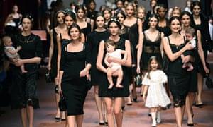 Dolce&Gabbana - Runway - Milan Fashion Week F/W 2015