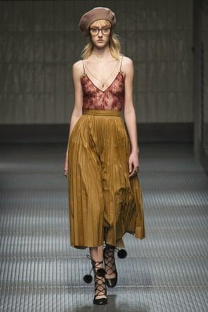 Gucci, Milan fashion week, AW15
