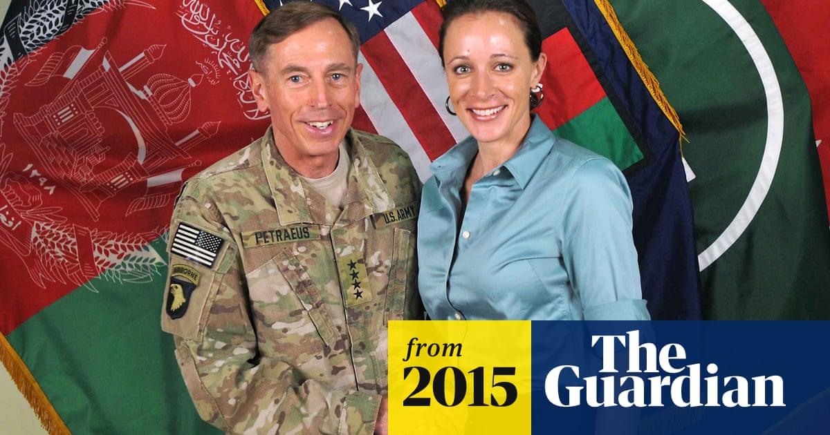 Public embarrassment is, faced by Petraeus, betrayed partner of Gen. Petraeus