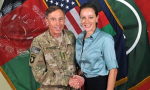 Petraeus and Paula Broadwell