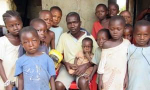 Ebola orphan report