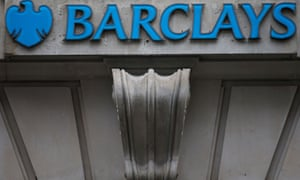 A branch of Barclays bank in central London