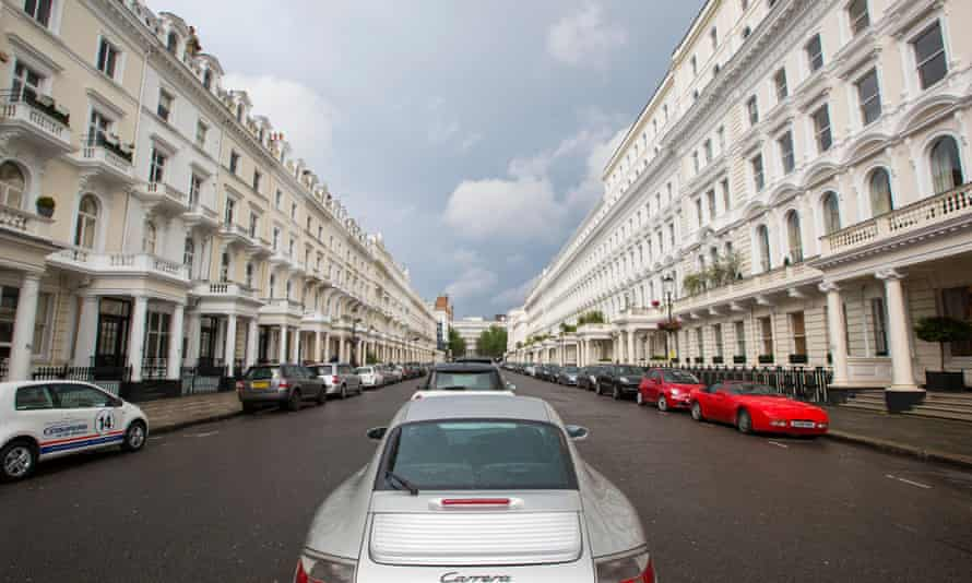 Transparency International said London was becoming 'an alluring location' for hiding the proceeds of corruption.