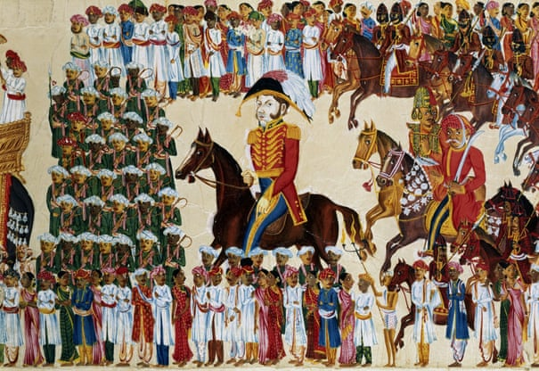 The East India Company: The original corporate raiders