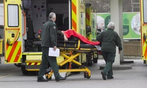 Funds failing to reach Accident and Emergency departments