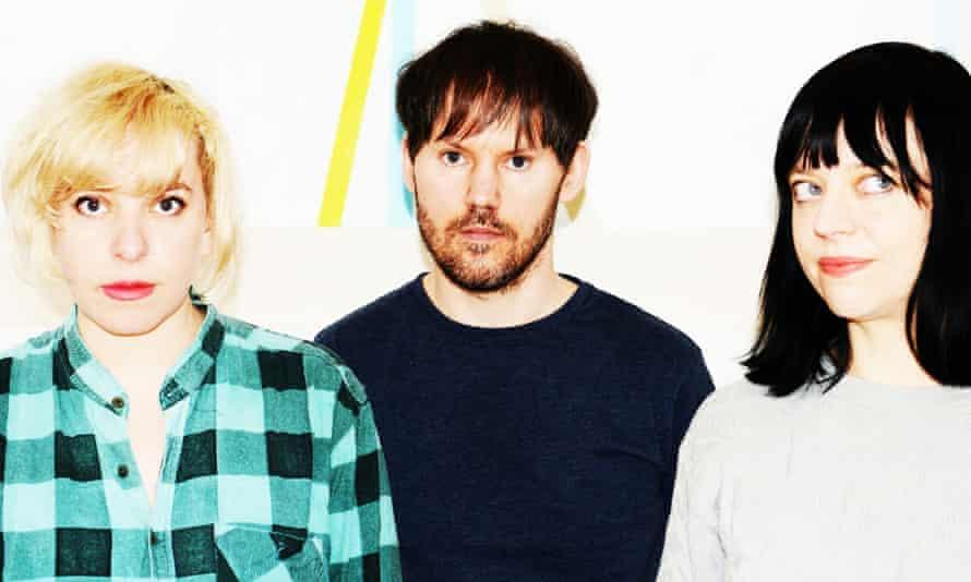 Melbourne three-piece Love of Diagrams release their new album Blast.
