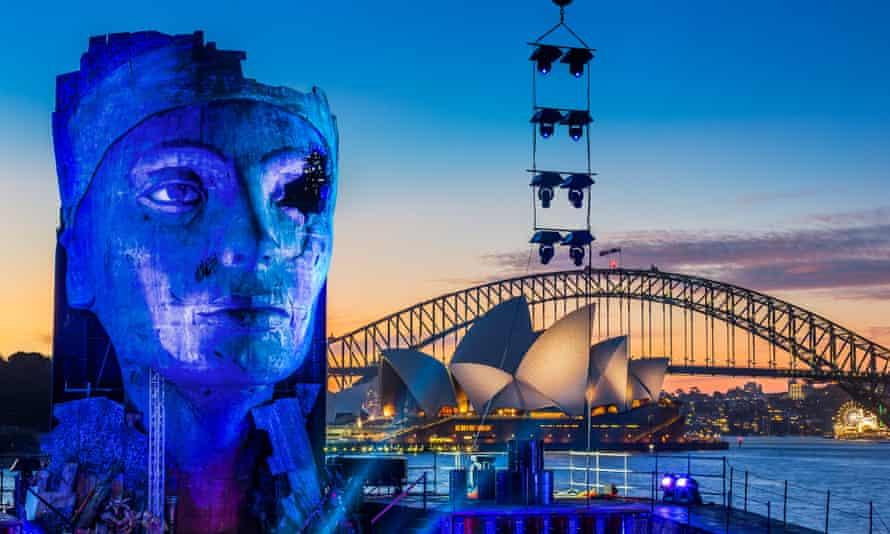 Handa Opera on Sydney Harbour – Aida