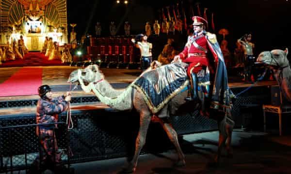 Aida's camel