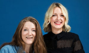 Sam Baker and Lauren Laverne