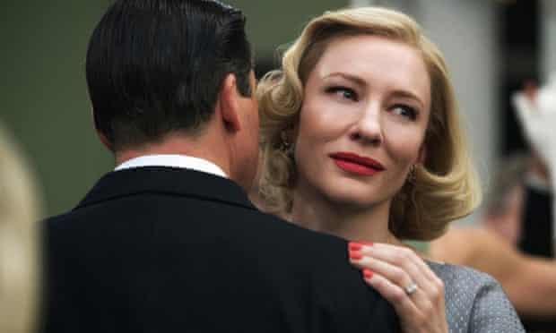 Cate Blanchett in Carol.