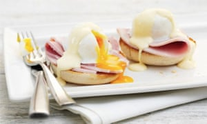 How to eat eggs Benedict | Life and style | The Guardian