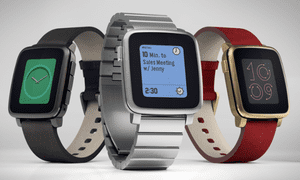 Pebble's smartwatches have been success stories on Kickstarter