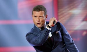 Dermot O'Leary … the master.