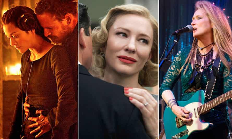 Cannes they make it? …Marion Cotillard and Michael Fassbender in Macbeth, Cate Blanchett in Carol and Meryl Streep in Ricki and the Flash.