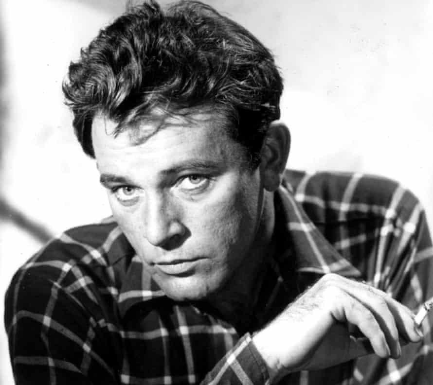 Richard Burton played Jimmy Porter in the 1959 film version of Look Back in Anger, directed by Tony Richardson.