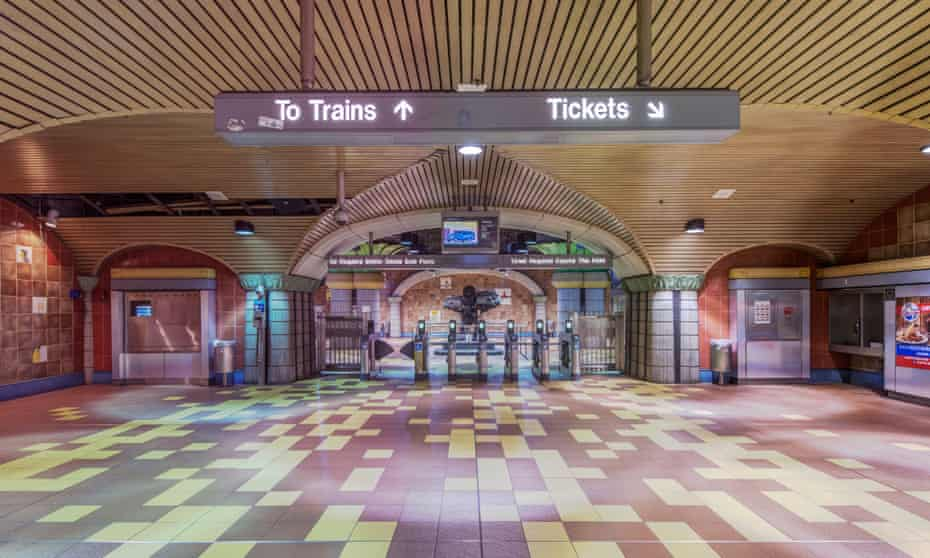 'A US city can count itself lucky if it has rail transit at all, let alone proper facilities.'