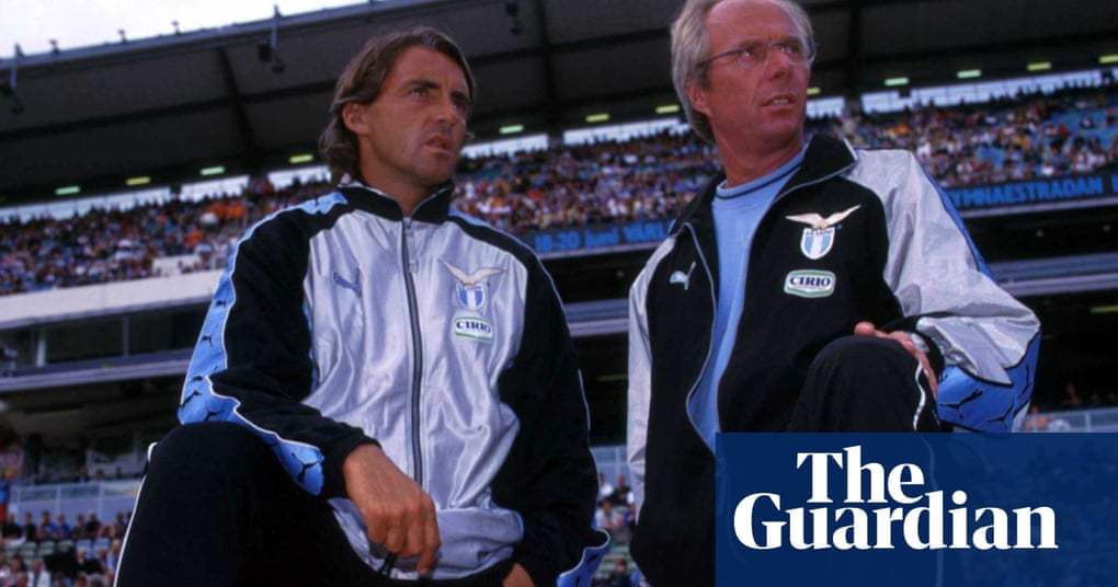 fee295585 How Sven-Goran Eriksson s Lazio won the great Serie A title race of 1999- 2000