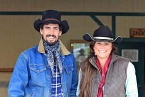 Lauren cowboy hats