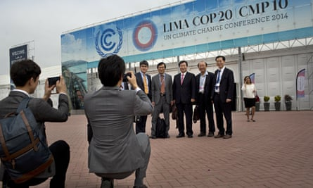 climate change conference in peru 2014