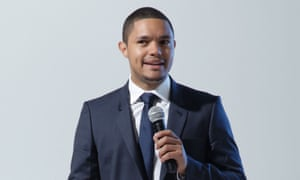 Trevor Noah: 'His very existence is political'