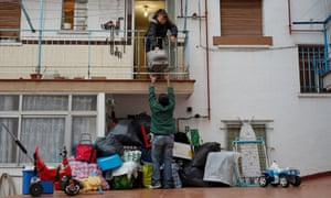 evictions in madrid