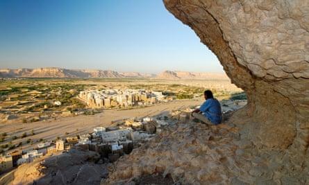 man in yemen