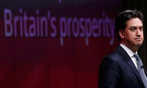 Labour leader Ed Miliband launches his party's business manifesto