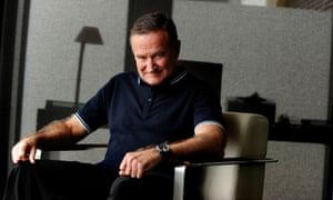 Robin Williams in 2011.