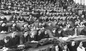 Is it time we moved on from lectures?