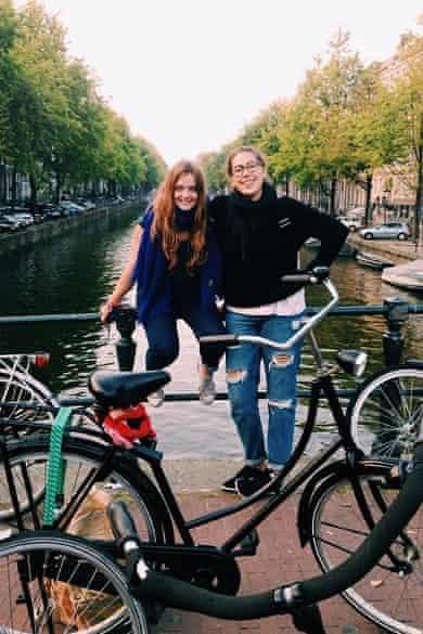 Phoebe Dodds Amsterdam