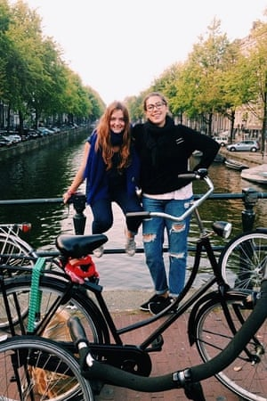 Phoebe Dodds Amsterdam