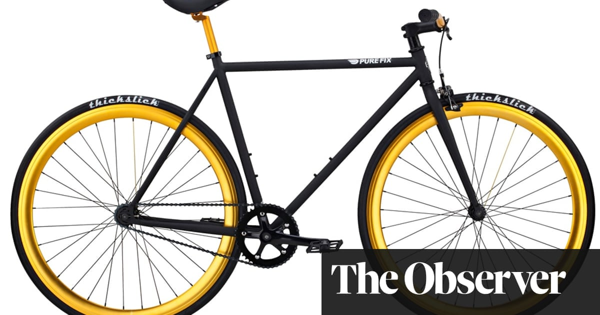 New bicycles for spring | Martin Love | Environment | The Guardian