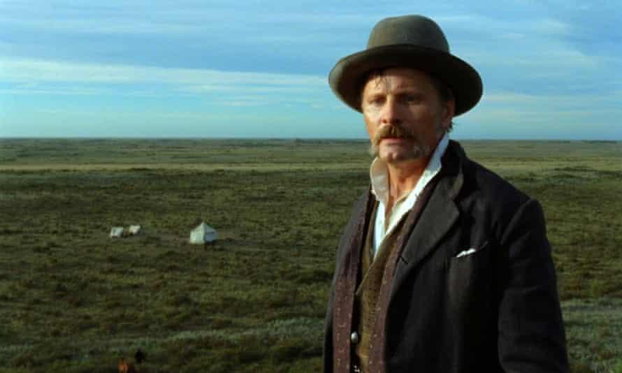 Viggo Mortensen in his latest film, Jauja.