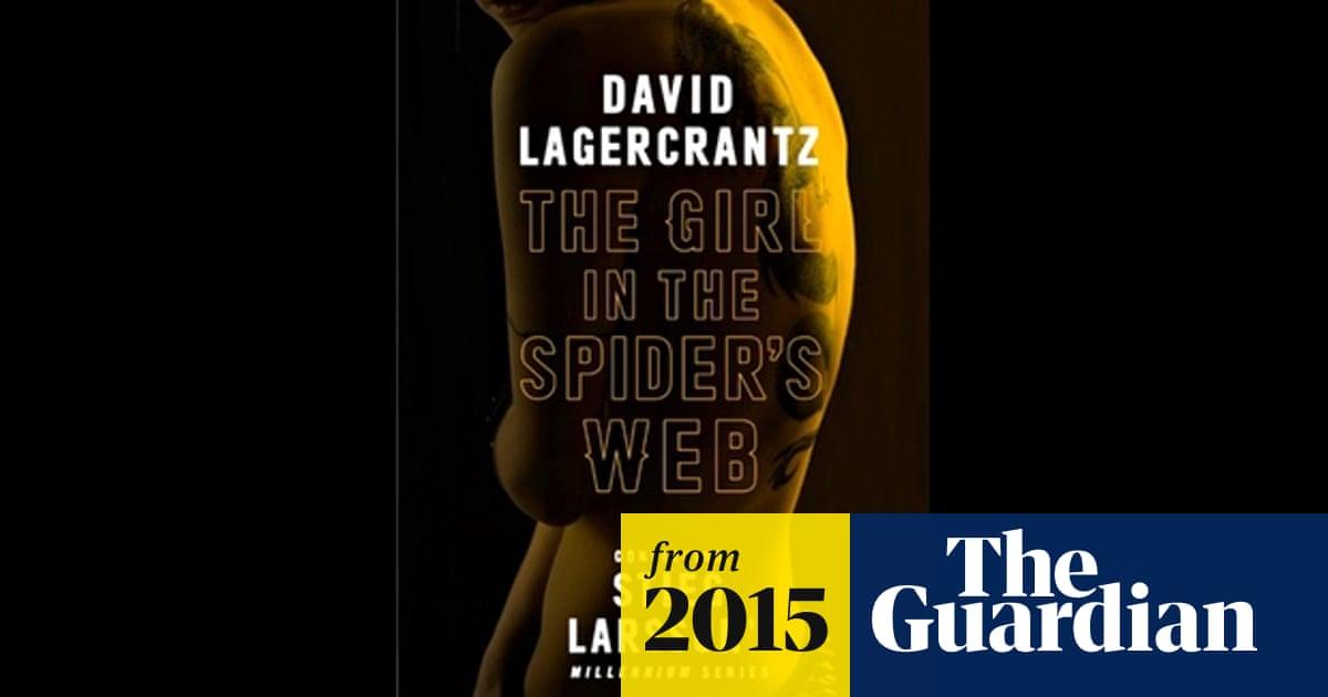 Sequel to Stieg Larsson's Millennium novels: title and cover