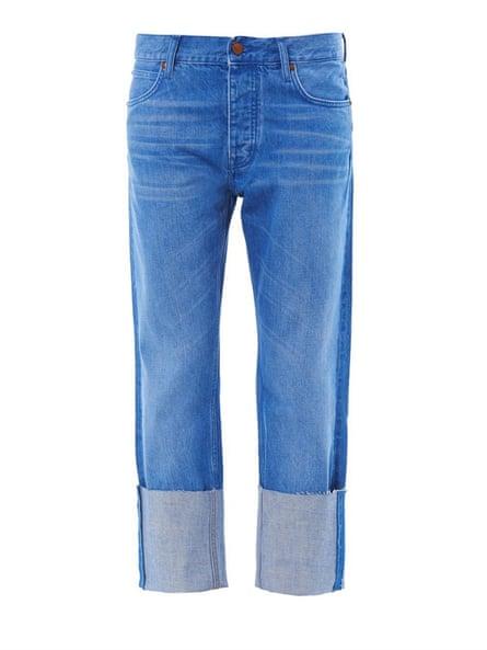 Mid-rise boyfriend jeans, £195, mih-jeans.com
