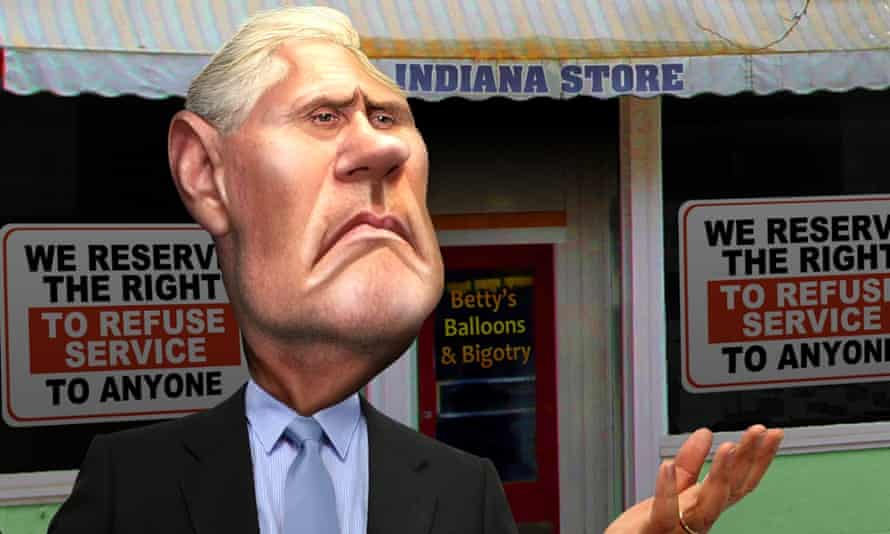 mike pence illo