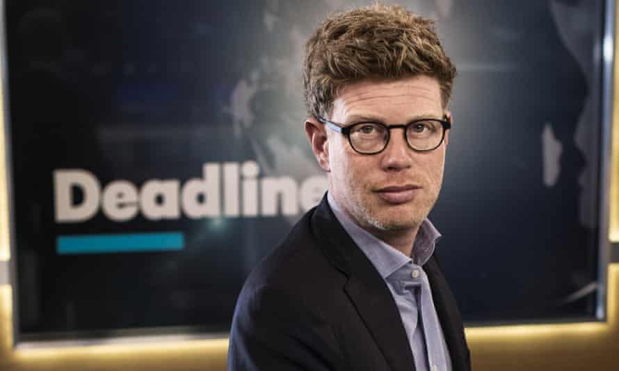 'The terror attack in Copenhagen underlined a feeling of not truly belonging': Danish journalist Martin Krasnik.