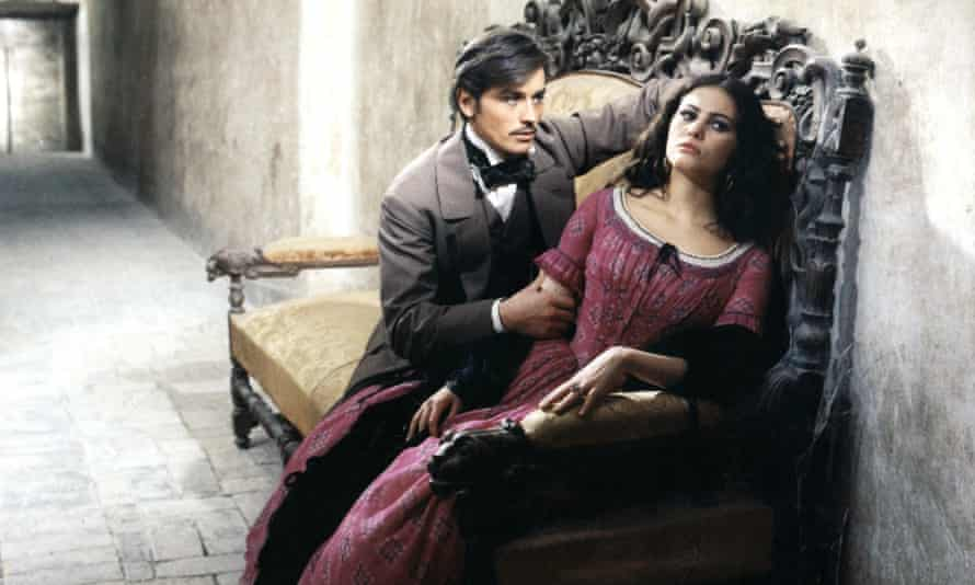 A still from the 1963 film version of The Leopard.
