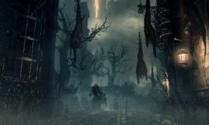 Yarnham, the inscrutable, archaic realm in which Bloodborne takes place