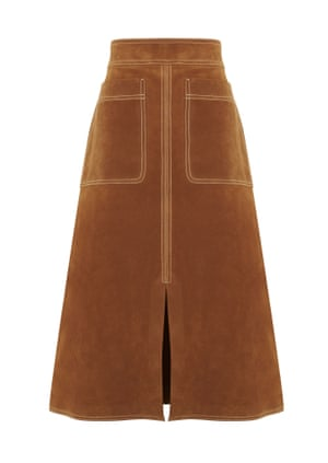 The £199 Autograph skirt from M&S