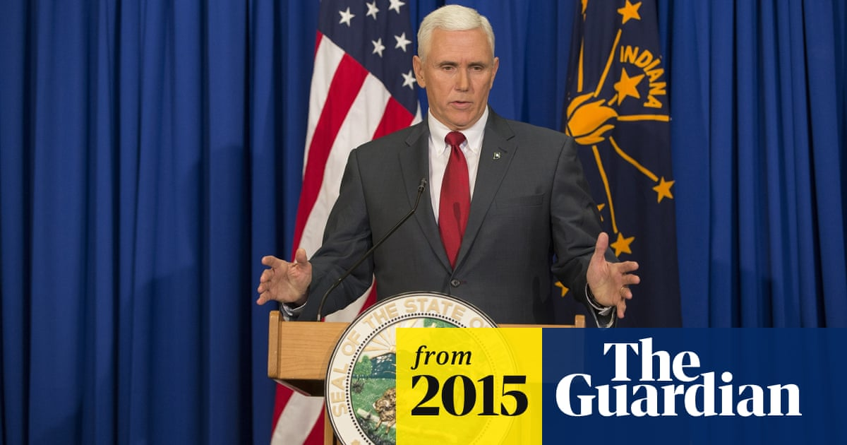 Indiana governor will legislate to clarify 'anti-gay