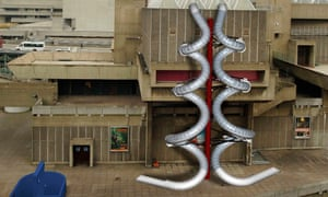 Carsten Höller's Isomeric Slides, which will form part of the exhibition at the Hayward gallery in London from 10 June.