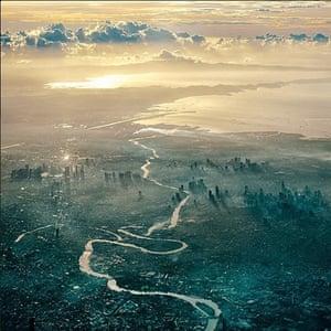 A shot taken over Manila, Phillippines by Myspace Tom.