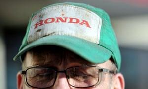 Honda worker Swindon