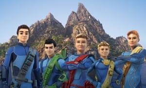 Thunderbirds are Go ITV